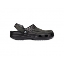 Boty Crocs Yukon Vista Clog - Black/Black M9 (42-43)