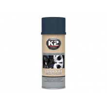 Kaučuk syntetický K2 Color Flex 400ml, carbon
