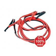 Kabely startovací 400A 3m COMPASS 01114 100% měď