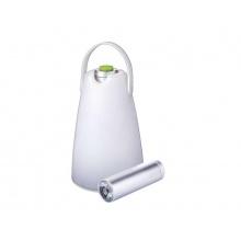 Kempingová svítilna LED, 2v1, na 3x AAA