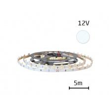 LED pásek 12V 2835 3D  60LED/m IP20 max. 6W/m bílá studená (1ks=cívka 5m)