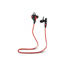 Sluchátka do uší FOREVER BSH-100 RED BLUETOOTH