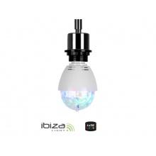Efekt světelný IBIZA ASTRO-MINI E27 RGBA
