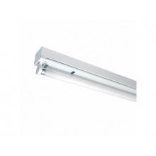 Těleso pro LED trubice 1x 60cm bez krytu