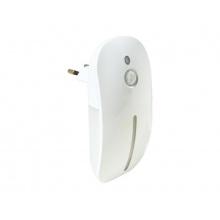 TIPA Orientační světlo do zásuvky se světelným a pohybovým senzorem