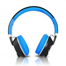 Sluchátka přes hlavu LTC LXBT1003 MIZZO BLUE BLUETOOTH