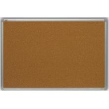 Korková tabule Alu rám, 45 x 60 cm