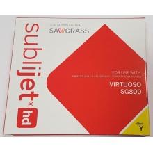 Sublijet HD pro Virtuoso SG800 - Žlutá 68 ml