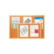 Korková jednostranná tabule 60x80, Economy