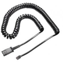 27190-01 Plantronics - kabel pro připojení náhlavek k vybraným telefonů