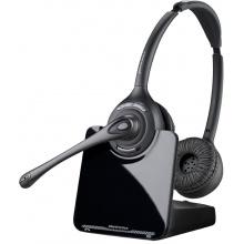 CS-520/A Plantronics - bezdrátová náhlavní souprava, spona přes hlavu, na obě uši (84692-02)