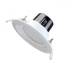 DL140930-1 Tesla - LED podhledové svítidlo 4inch, 9W, 230V, 700lm, 30 000h, 3000K, Ra≥80, 105°