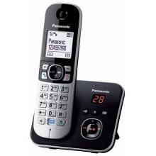 KX-TG6821FXB Panasonic - DECT bezdrátový telefon s 1,8