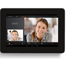 GIGASET-MAXWELL-10S Gigaset - IP video telefon s dotykovým LCD a operačním systémem Android (bez sluchátka)