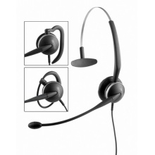 GN-2100-NC-FLEX-MONO Jabra - náhlavní souprava, spona přes hlavu, na jedno ucho, mikrofon do hlučnéh prostředí