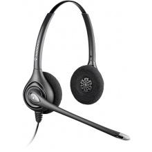 HW261N/A Plantronics - SupraPlus náhlavní souprava, na obě uši, spona přes hlavu, mikrofon NC (36834-41)