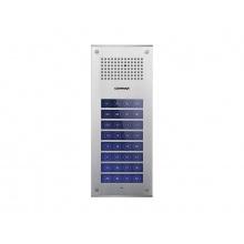 CMP-4BC, video stanice pro systém MODUM, 32 tlačítek, dlouhá verze, Commax