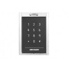DS-K1101MK - Vnitřní bezkontaktní čtečka Mifare s klávesnicí (HIKVISION)
