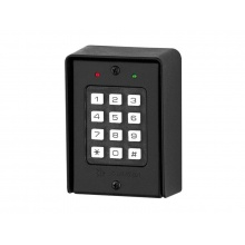 FC21E, autonomní kódová klávesnice, vnitřní, plastová v povrchovém provedení