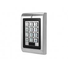 K21EM-W, venkovní antivandal čtečka RFID karet s klávesnicí