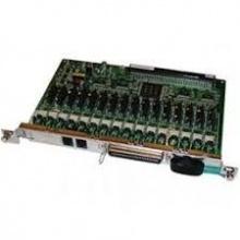KX-TDA6179X Panasonic - Karta 24 analogových vnitřních linek se zobrazením CLIP akontrolkou čekající zprávy; pro