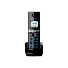 KX-TGA806FXB Panasonic - DECT přídavný mikrotelefon pro KX-TG8051/ TG8061, černý
