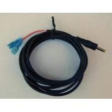 Napájecí kabel (se svorkami na baterii a konektorem) délka 2m
