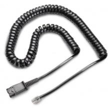 U-10-VISTA Plantronics - kabel pro připojení náhlavek k telefonům CISCO, přepínačům M12/22, MX-10 (26716-01)