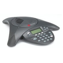 2200-16200-122 Polycom SoundStation 2EX - telefon pro audiokonference, s displejem