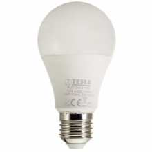 BL271240-2 Tesla - LED žárovka BULB E27, 12W, 230V, 1055lm, 20 000h, 4000K studená bílá, 240°