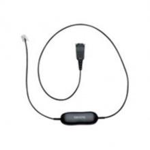 GN-88001-99 Jabra 1200 smart kabel rovný s optimalizací, konektory QD/RJ, pro většinu stolních telefonů, 0,7 m