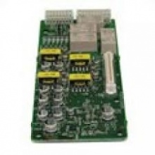 KX-TDA0161X Panasonic - doplňková karta 4 porty dveřního telefonu a zámku (dvouvodičový) pro  KX-TDA/TDE/NCP