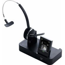 PRO-9470 Jabra - bezdrátová náhlavní souprava s LCD, pro 3 zařízení najednou - telefon, mobil, počítač