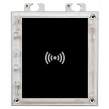 ATEUS-9155040 2N IP Verso, rozšiřující modul čtečky RFID karet 13,56 MHz, NFC ready