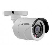 DS-2CE16C2T-IR/28, venkovní kompaktní mini HD TVI kamera 1 Mpx, objektiv f2.8mm, IR 20m, Hikvision