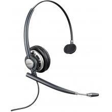 HW710 Plantronics - EncorePro náhlavní souprava, na jedno ucho, spona přes hlavu, mikrofon NC (78712-102)