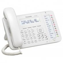 KX-NT553X Panasonic - IP systémový tel., 3 řádkový displej, 24 program. tl., bílý, pro NS1000/NS500