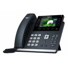 SIP-T46S Yealink - IP telefon, 16x SIP účtů, LCD 4,3
