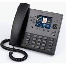 6867i Mitel / Aastra - IP telefon, LCD, 9xSIP účtů, 6x prog. tlačítka BLF, 2xRJ45 10/100/1000Mb, POE, USB