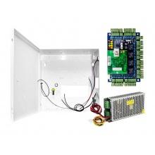 ACB-004 sada, sada TCP/ IP přístupový modul pro až 4 dveře, Wiegand 26bit