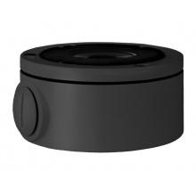 B310 tmavá, venkovní montážní patice pro kompaktní a dome kamery FBxx, FDxx, průměr 101mm, SView