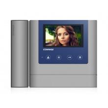 CDV-43MH, barevný sluchátkový videotelefon, 4.3'' LCD, 2 video vstupy, dotyková tlačítka, Commax