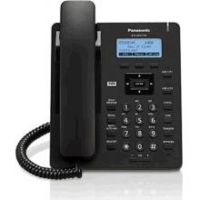 KX-HDV130NE-B Panasonic - SIP telefon, 4řádkový displej, 2 SIP účty, PoE, pro NS/HTS, piktogr, čeština barva černá