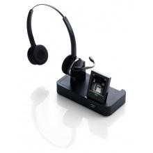 PRO-9465-DUO Jabra - bezdrátová náhlavní souprava S LCD, pro 3 zařízení najednou - telefon, mobil, počítač