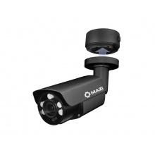 TWN-23SMVRB, venkovní kompaktní varifokální AHD/TVI/CVI/CVBS kamera 2 Mpx, f2.8-12mm, IR 45m, MAZi