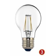 BL270427-2 Tesla - LED žárovka CRYSTAL RETRO BULB, E27, 4W, 230V, 440lm, 25 000h,  2700K teplá bílá, 360°,čirá