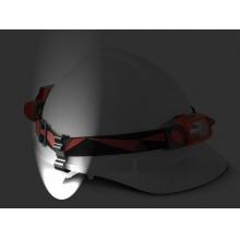 Klipy pro uchycení popruhu HL300 k helmě