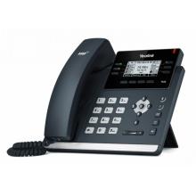 SIP-T42S Yealink - IP telefon, 12x SIP účtů, LCD 2,7
