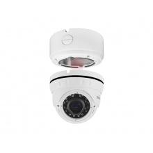 VD2430WW-BKT, venkovní VF antivandal dome TVI/AHD/CVI/CVBS kamera 1080p, f2.8-12mm, IR 30m, SView