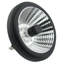 AR111427-1 TESLA - LED žárovka G53, 14W, 12V AC/DC, 700lm, 25°, 2700K, teplá bílá, CRI≥80
